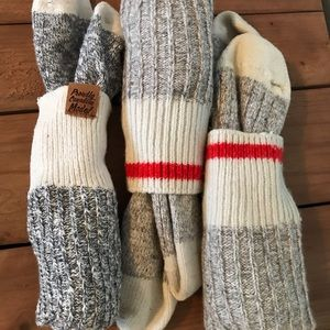 Accessories - Classic Wool Socks